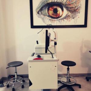 OCT nerwu wzrokowego